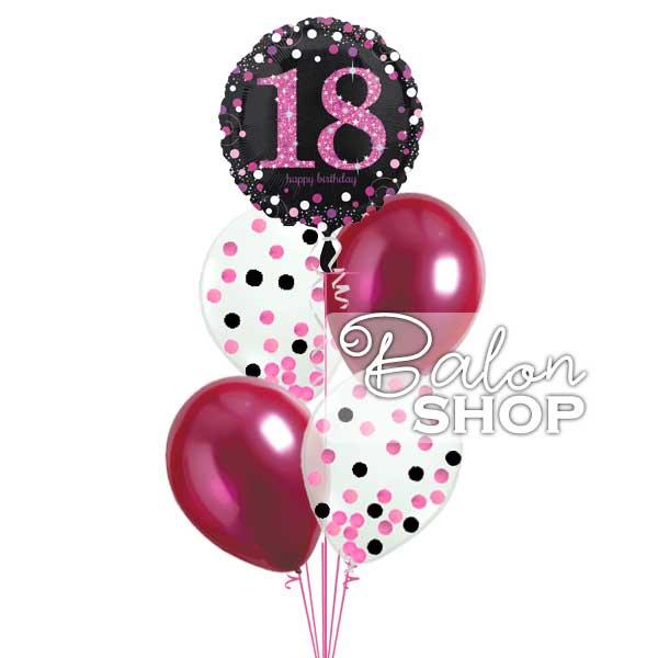 18 rodjendan baloni za devojke