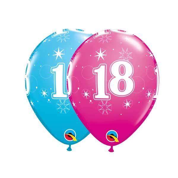 osamnaesti rodjedan gumeni baloni