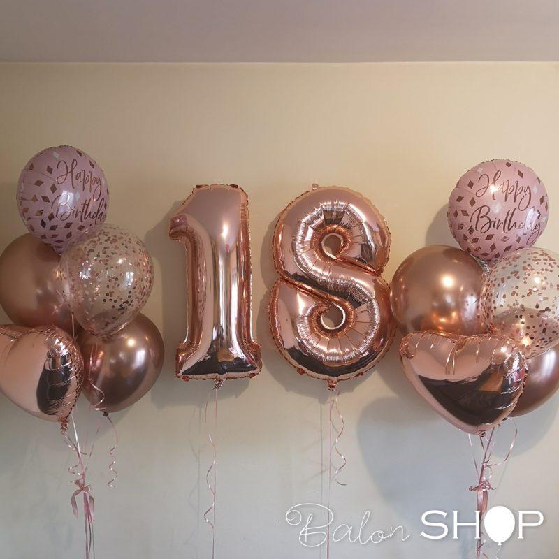 dekoracija za 18 rodjendan za devojke