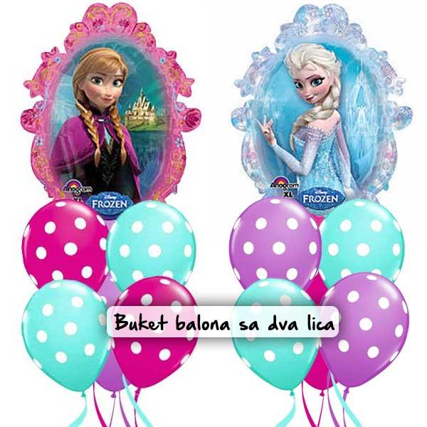 ana i elza buket balona