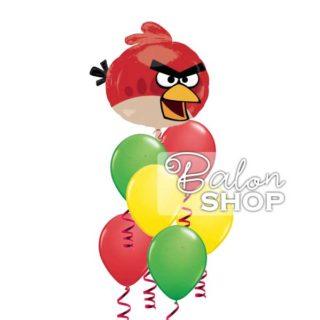 Angry Birds buket balona