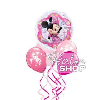 Mini Maus buket balona