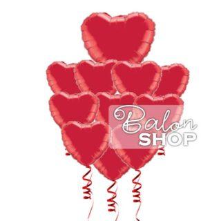 BIG LOVE buket balona