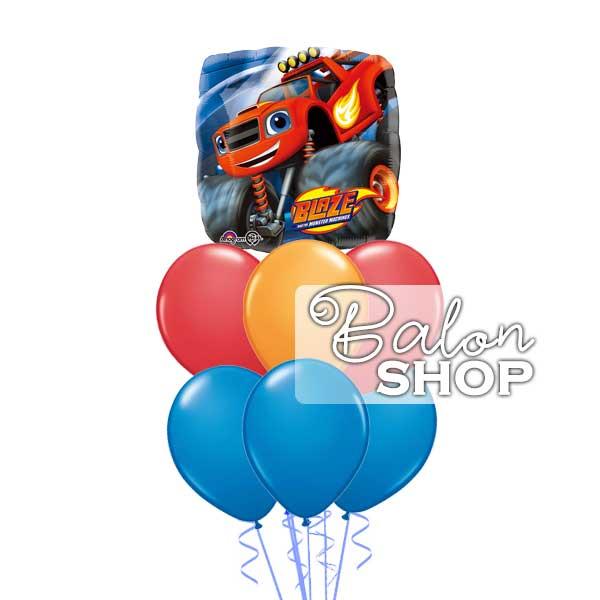 blaze buket balona