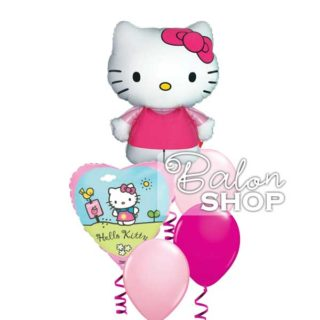 Hello Kitty buket balona