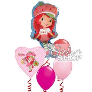Jagodica Bobica buket balona