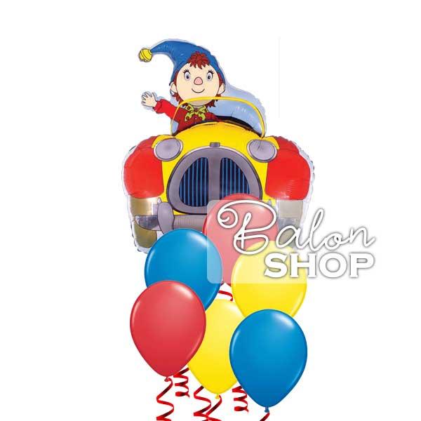 nodi buket balona