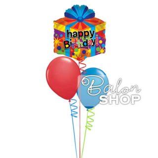 Rođendanski poklon buket balona