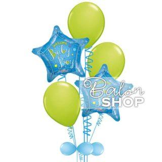 Rođenje dečaka buket balona