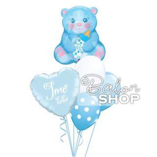 Rođenje dečaka buket balona Soft
