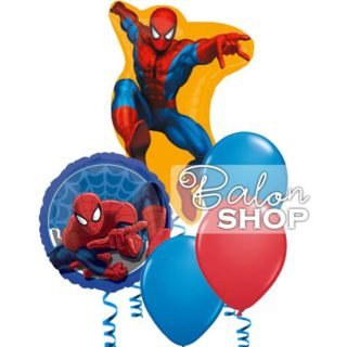 SPIDERMAN buket balona