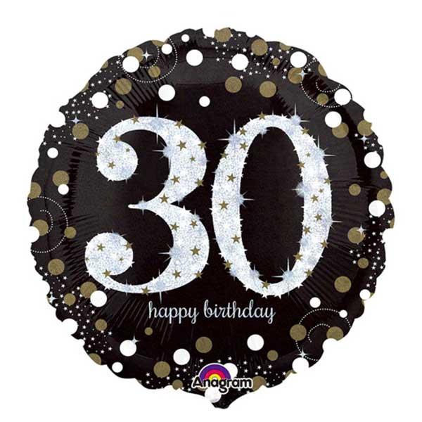 30 rodjendan balon