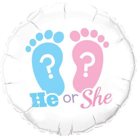 he or she balon