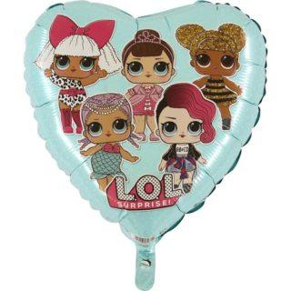 LOL Surprise Tiffany balon