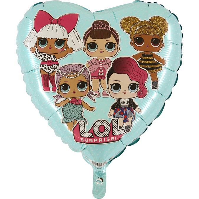 lol suprise balon