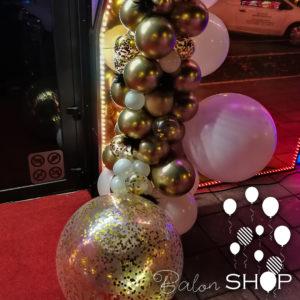 elegantni stub od balona
