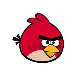 Angry Birds baloni