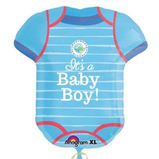 Baby Boy bodić balon