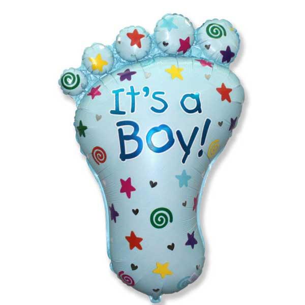 stopalo bebe balon