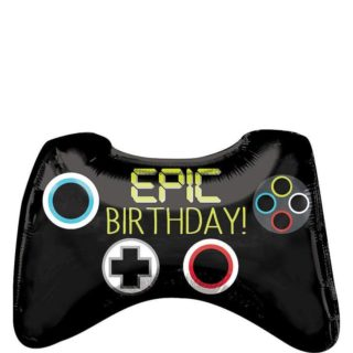 Džojstik Epic birthday balon
