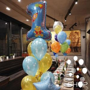 prvi rodjendan dekoracija stola