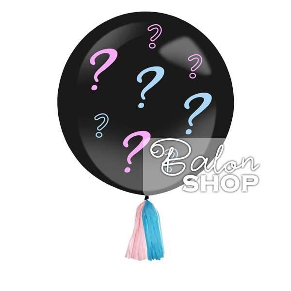 balon za otkrivanje pola bebe