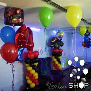 deciji stubovi od balona