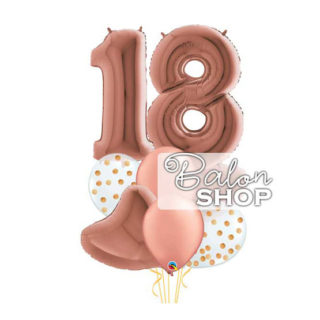 Baloni za 18 rođendan