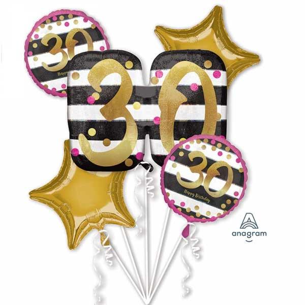 30 rodjendan baloni