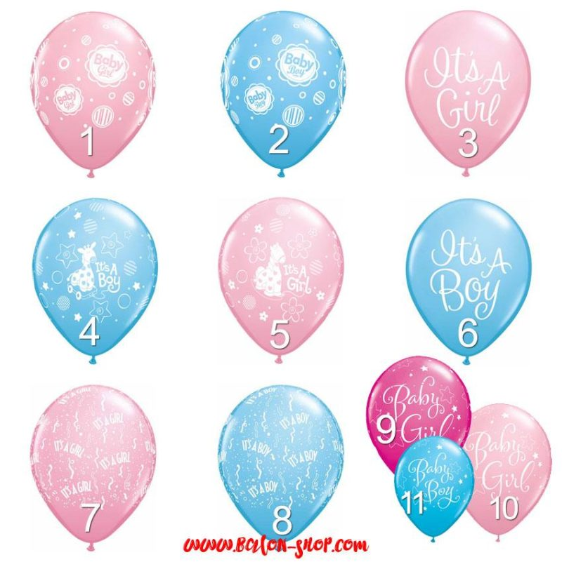 baloni za rodjenje deteta