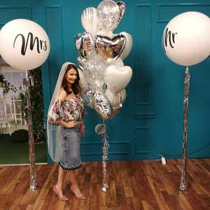 Baloni za venčanje
