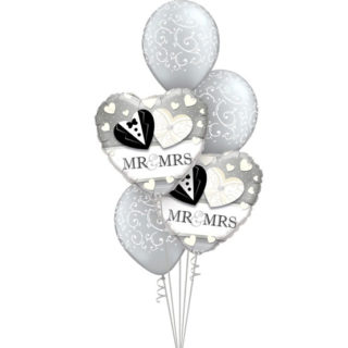 Baloni za svadbe BUKETI