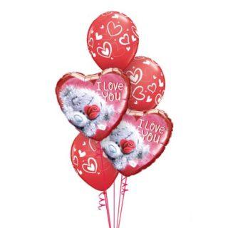Baloni Me to you u buketu