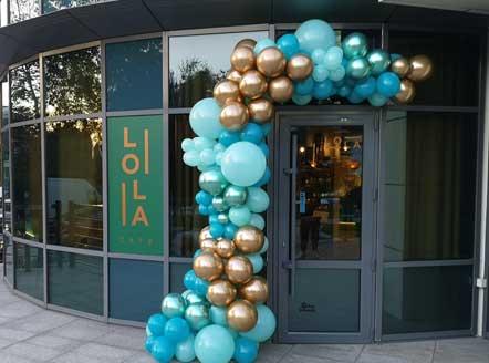 baloni za otvaranje