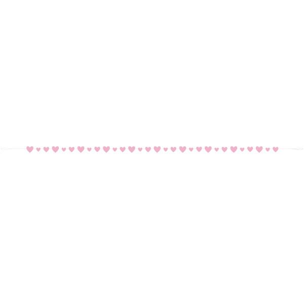 baner roze srca