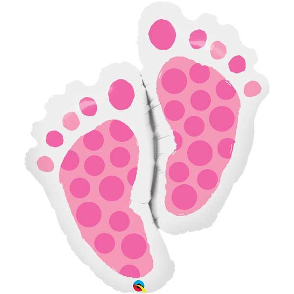 bebi stopala balon
