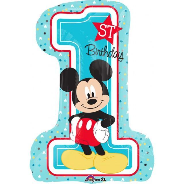 broj 1 mickey mouse