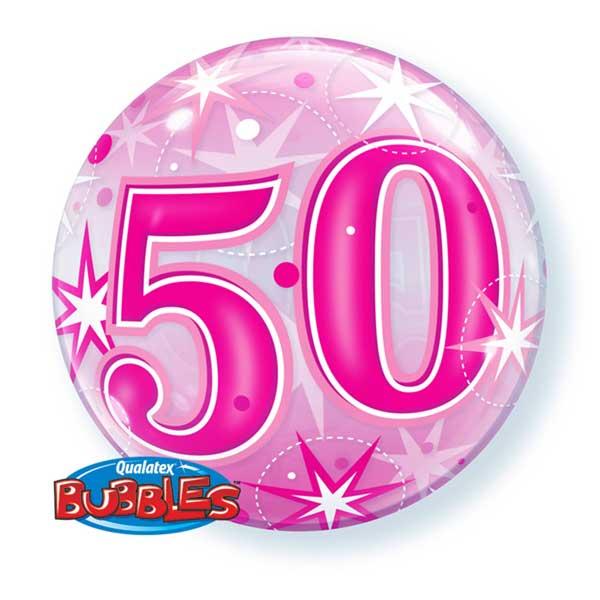 50 broj balon