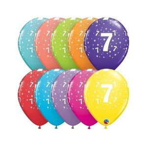 broj 7