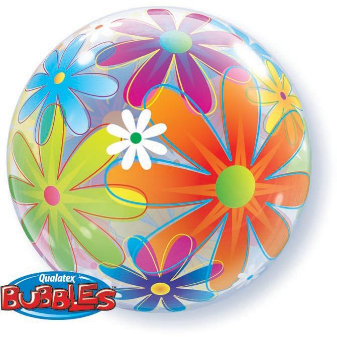 bubble cvetici