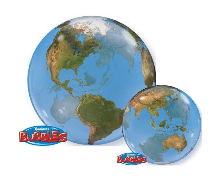 bubble planeta zemlja