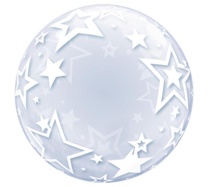 bubble zvezdice