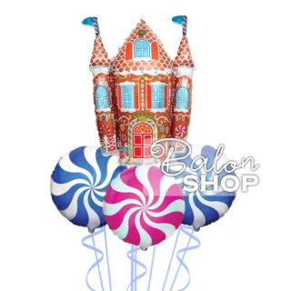 Candy buket balona