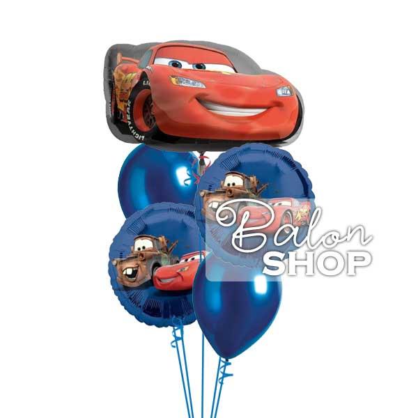 cars helijumski baloni