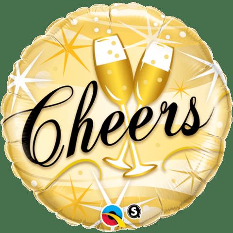 cheers balon