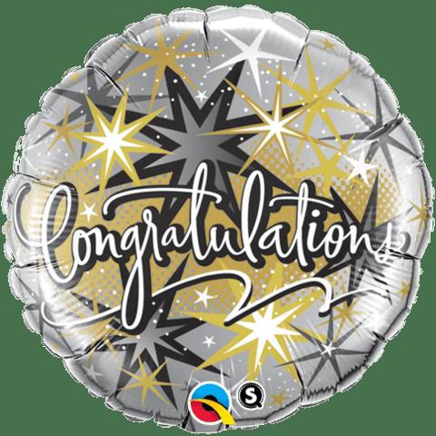 congratulations balon