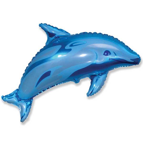delfin balon