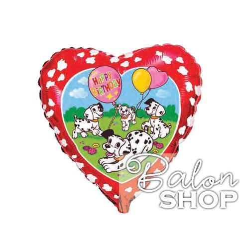 dalmatinci crveno srce