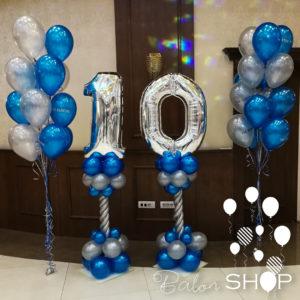 stubovi od balona za event