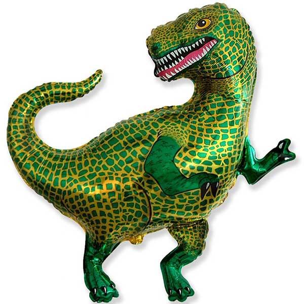 dinosaurus balon t rex